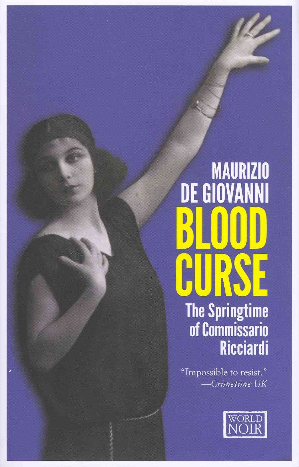 Blood Curse By Giovanni, Maurizio De